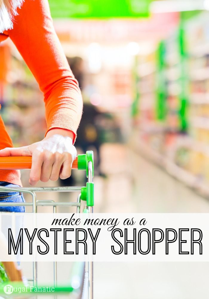 Many people associate mystery shopping with being a scam. Find out how you can make extra money being a mystery shopper and where you can get started.