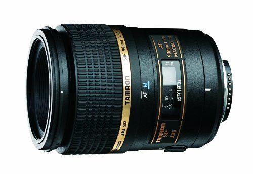 Tamron AF 90mm f/2.8 Di SP A/M 1:1 Macro Lens for Konica Minolta and Sony Digital SLR Cameras
