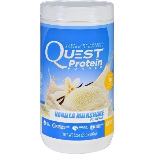Quest Protein Powder Vanilla Milkshake 2 lb
