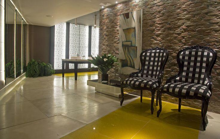 Blog de Decoração  Construção  Arquitetura  Paisagismo Hall de