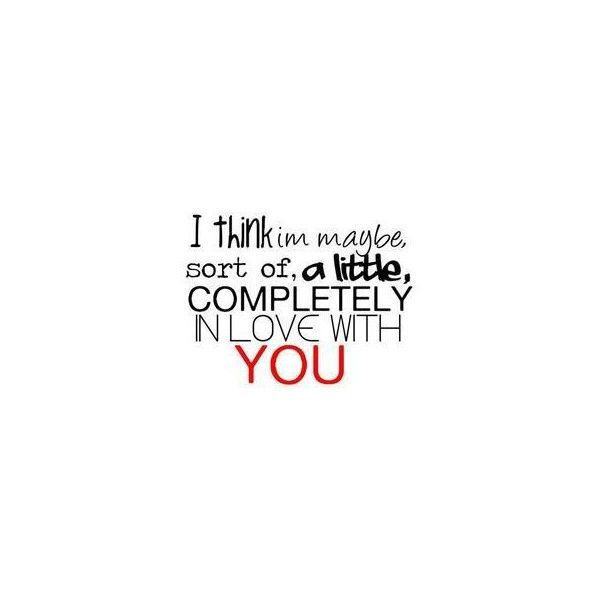 love qoutes and sayings - made by raquelgrrx found on Polyvore