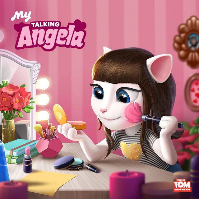 Getting ready for #Thanksgiving this week! Can't wait for all the good things ❤️ xo, Talking Angela #TalkingAngela #MyTalkingAngela #LittleKitties #TalkingFriends #Friendsgiving #happy #grateful #cute #thankful #shopping #healthy