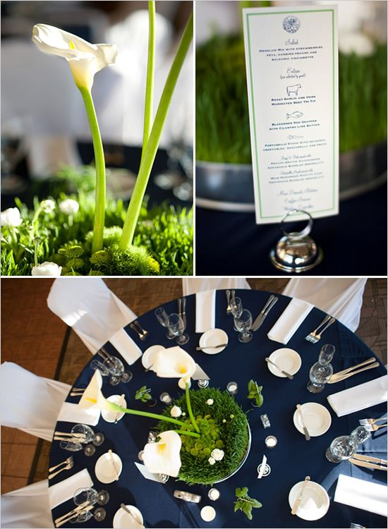 navy blue wedding reception decorations.htm blue and green wedding theme     fashion dresses  green wedding theme     fashion dresses