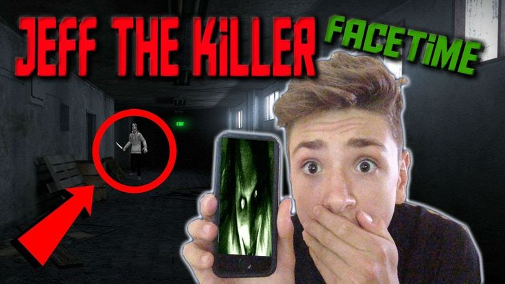 FaceTiming Jeff The Killer at 3 AM!! SCARY #pranks #funny #prank #comedy #jokes #lol #banter