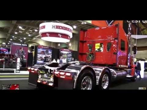 3 Caminhões Tops Internacionais, Caminhões Tunados Os Mais Potentes Do M...
