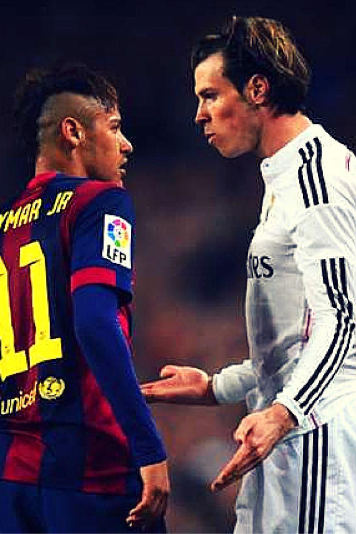 Neymar vs Bale
