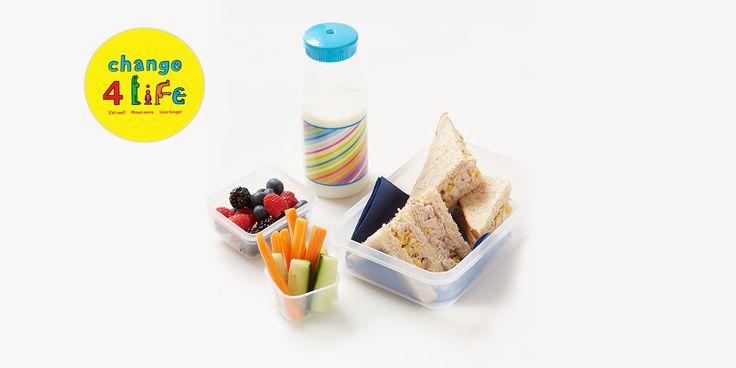 Healthy recipe: Tuna mayonnaise and sweetcorn sandwich