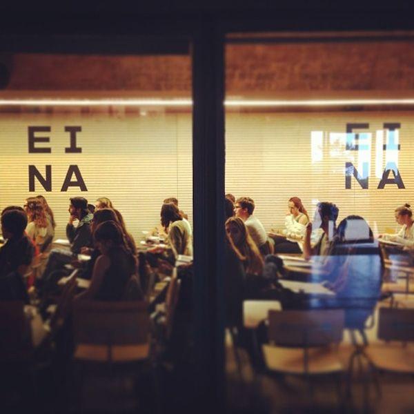 EINA Centre Universitari de Disseny i Art de Barcelona