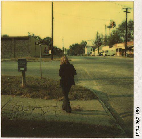Walker Evans - Polaroids (1973-74)