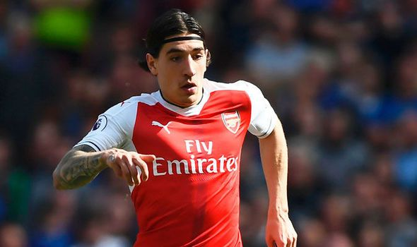 Hector Bellerin to Barcelona: 44m bid sanctioned for Arsenal star talks to be held   via Arsenal FC - Latest news gossip and videos http://ift.tt/2rYlbZL  Arsenal FC - Latest news gossip and videos IFTTT