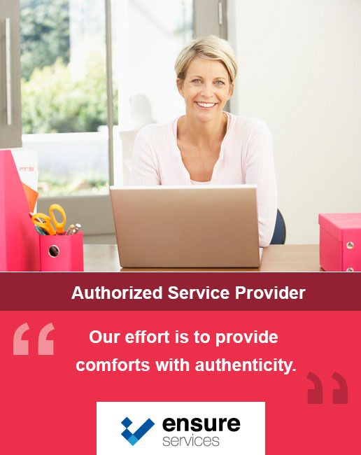 Authorized service provider - Our Effort Is To Provide Comforts With Authenticity.We are in the era that has devices and gadgets as a part of day to day routine. If one of them go wrong or stop working, it created chaos. This is because we have stopped using anything other than these devices to store important information.