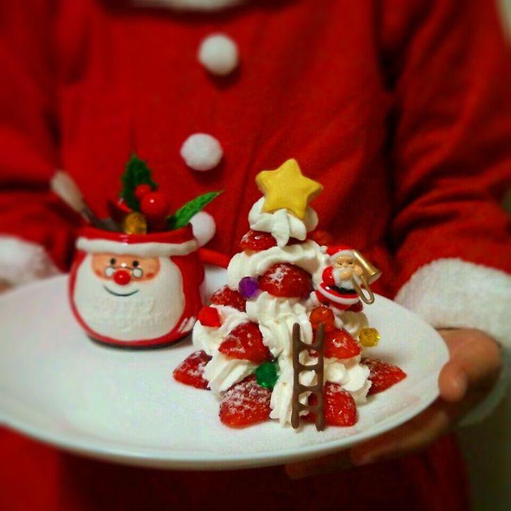 クリスマスツリー♪ | ペコリ by Ameba - 手作り料理写真と簡単レシピでつながるコミュニティ -