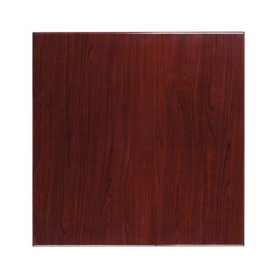Symple Stuff Uma Square Resin Table Top