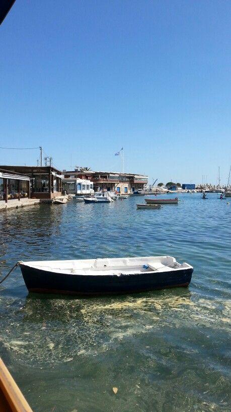 Mikrolimano. Greece