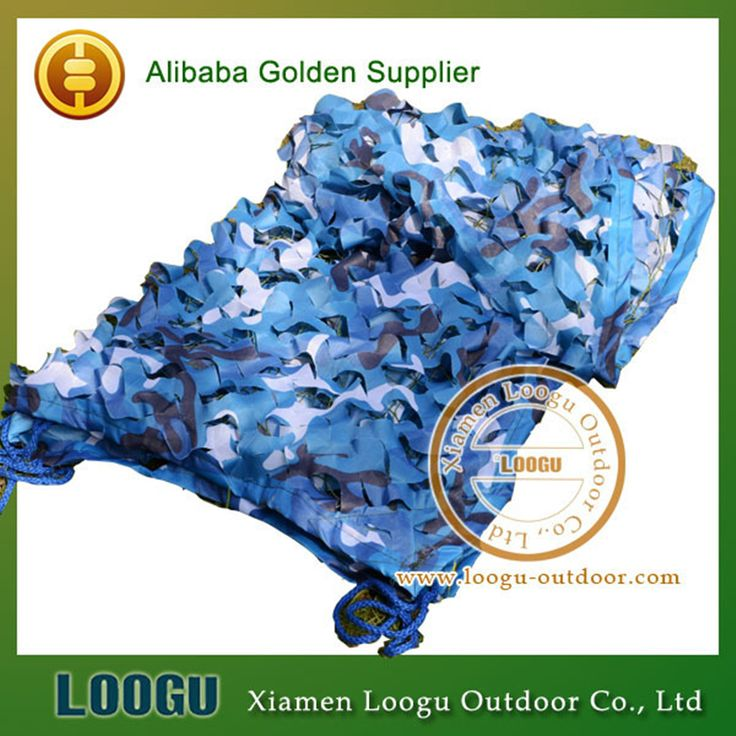1.5*2M Sea Blue Military Camouflage Net Jungle Blinds Hunting Photography Sun Shelter Tent Camouflage Netting Car cover Camo Net-in Other Sports & Entertainment Products from Sports & Entertainment on Aliexpress.com | Alibaba Group