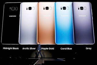 nasi lemak 5 kupang: Galaxy S8 bakal hangatkan pasaran telefon pintar d...