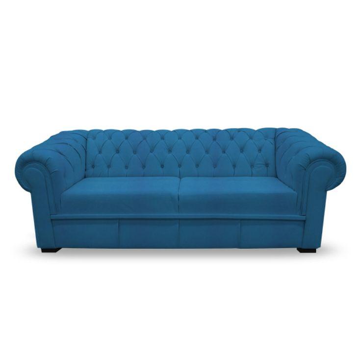 Las 25 mejores ideas sobre sof s azules en pinterest for Cuales son los mejores sofas