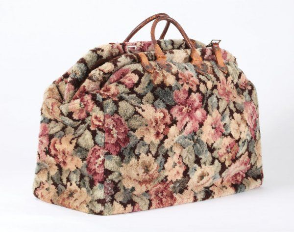 Mary Poppins Signature Carpet Bag