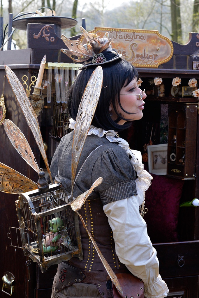 Elf Fantasy Fair Haarzuilens Holland 2013