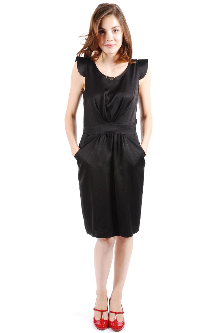 Shoptiques — Short Sleeve Dress with Belt