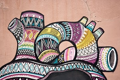 Amazing mural artist!