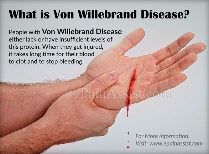 von willebrand disease is a genetic Diagnosing von willebrand disease: genetic analysis anne goodeve haemostasis research group, department of infection, immunity and cardiovascular disease, university of.