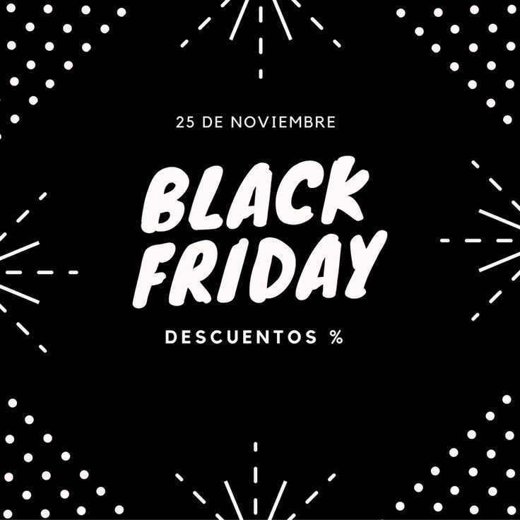 Llega BLACK FRIDAY!! – A los que llevamos en el mundo de las ventas tantos años, seguro que si nos dicen que vamos a seguir la tendencia comercial del BLACK FRIDAY (viernes negro), estoy segura de que decimos que no, pero hay que reconocer que hay tendencias que debemos seguir para empujar e incentivar las ventas y de este modo premiar a nuestros clientes... #blackfriday #compras #descuentos