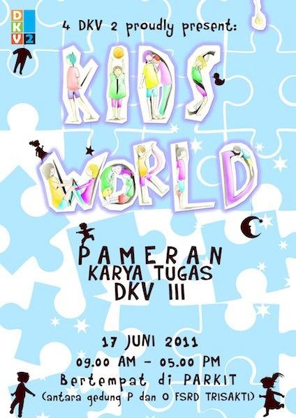 "Pameran ""Kids World"""