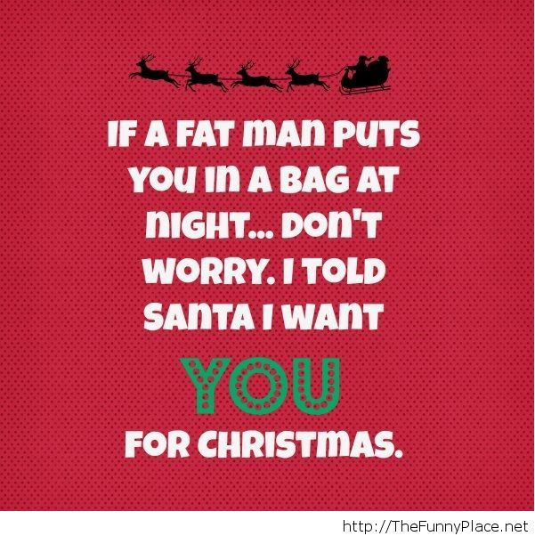 Nice Funny Christmas Saying