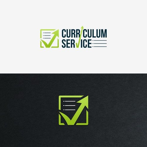 Curriculum Service �20Logo for CV writing service