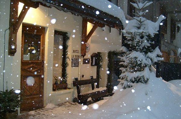 Envie de ski dans un hôtel chaleureux au centre de Val d'Isere
