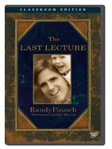 Randy Pausch: The Last Lecture Classroom Edition [Interactive DVD] - He knew he was dying and this was the last lecture he gave.