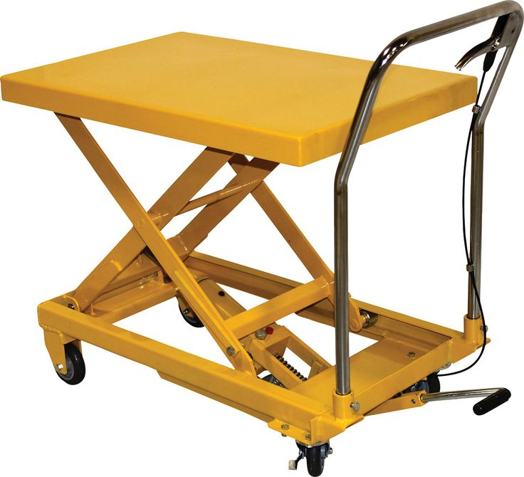 Industrial Cart Coffee Table Australia: 17+ Images About Scissor Lift Table On Pinterest