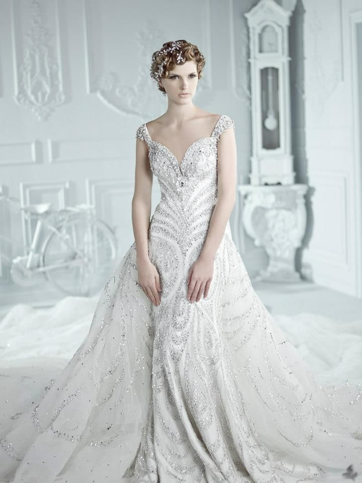 140 best A-Line Wedding Gowns images on Pinterest | Homecoming ...