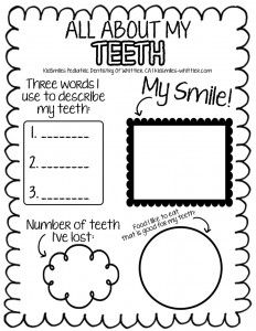 "FREE #Dental Printout! ""All About My Teeth"" activity sheet for the kids from KidSmiles Pediatric Dentistry Of Whittier, CA! #HealthyTeeth #KidSmiles #KidSmilesWhittier #DentistryIsFun #FreeDentalPrintouts #FreePrintouts #Tooth #PediatricDentistry #OralHealth #Kids #BrushYourTeeth #ILoveMySmile #DentalFun #DentalPrintouts #Dental #Dentistry"