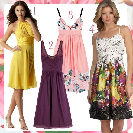yellow dresses to wear to the beach wedding as a guest