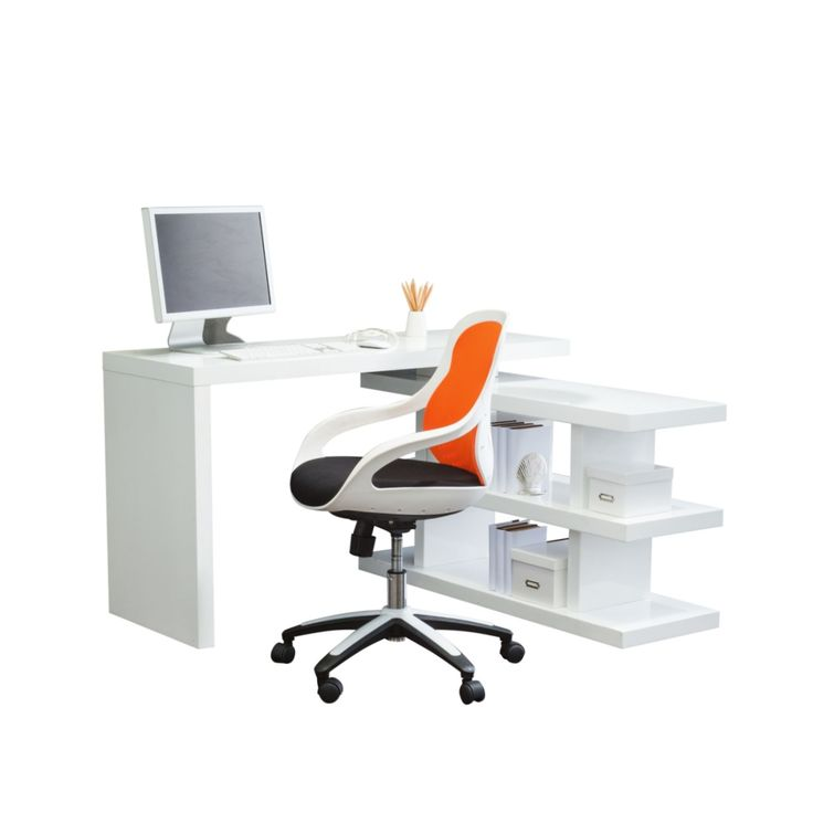 Axis Swivel Desk from Domayne Online