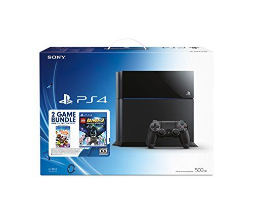 PlayStation 4 Black Friday Bundle - Lego Batman 3 and Little Big Planet 3 find more at lowpricebooks.co