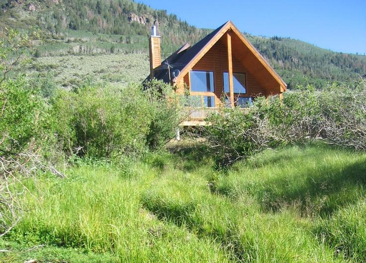 Rental cabins at fish lake utah elderberry 10 person for Fish lake cabins