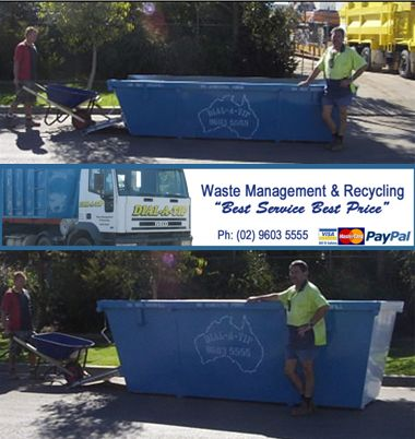 We, Dial A Tip, are well-versed in rubbish removal in accordance with the standards and as per the schedule laid by our clients. We are hailing for our rubbish bin hire services which are on a par with exceptional ones. We address the demand of waste management from residents to commercial premise owners in the best way. Rely on us!