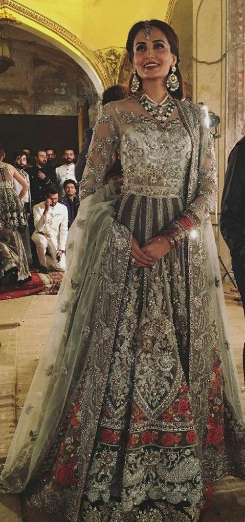 Pakistani couture Elan
