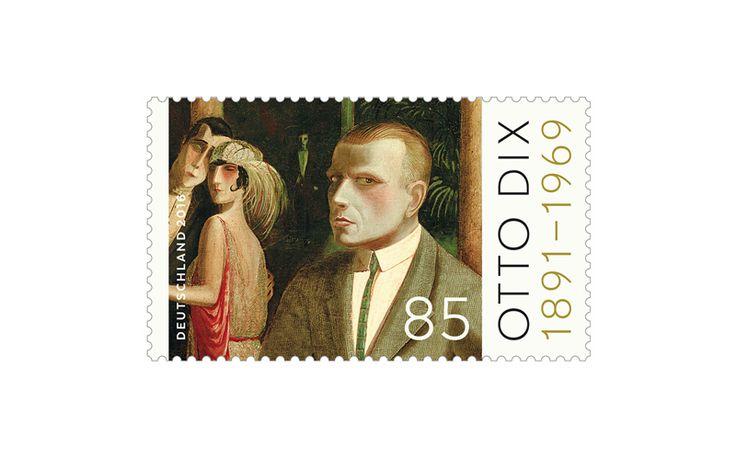 COLLECTORZPEDIA Otto Dix