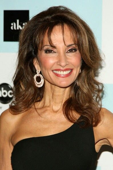 Susan Lucci aka THE Erica Kane. Perfection at nearly 70!