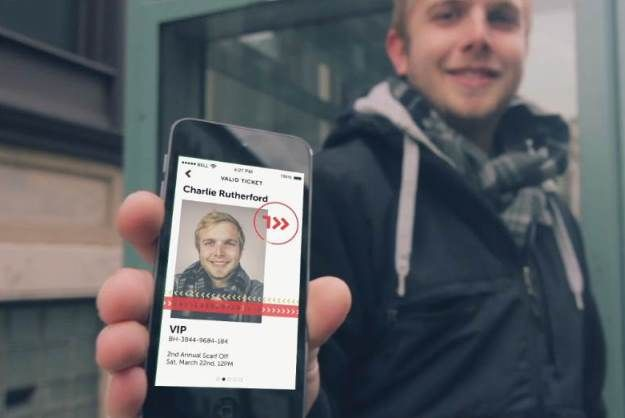 Ticketing Company Uses Selfies As A Barrier To Entry What a brilliant idea ...but will it stop ID theft?