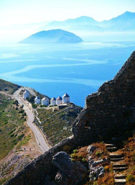 Λέρος - Leros island,Greece