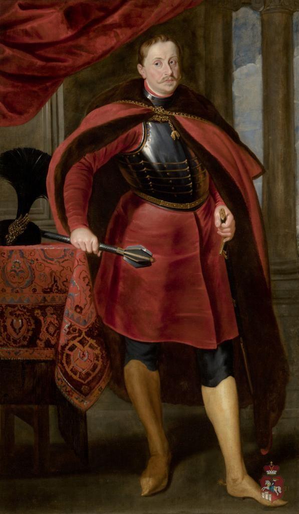 Portret królewicza Władysława Zygmunta Wazy (1595 – 1648)