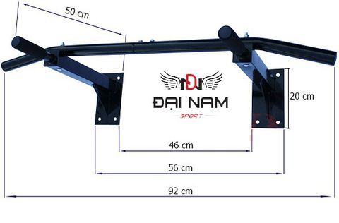 xà đơn đa năng Wall Pull Up Bar P90X http://thethaodainam.vn/xa-don-da-nang-wall-pull-up-bar-p90x