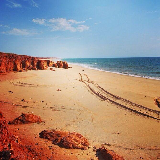 Pristine Price Point #broome #roadtrip #beach #westernaustralia #thisiswa #backpacking #discoveraustralia #travel #wanderlust #picoftheday #australia