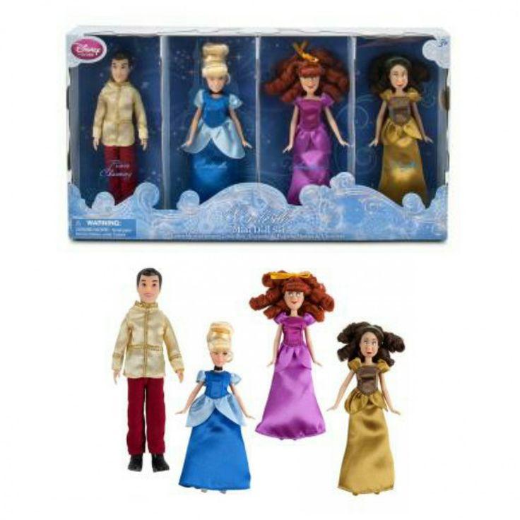 Disney Enchanted Nursery Cinderella Baby Doll In Blue: 1000+ Ideas About Disney Princess Doll Set On Pinterest