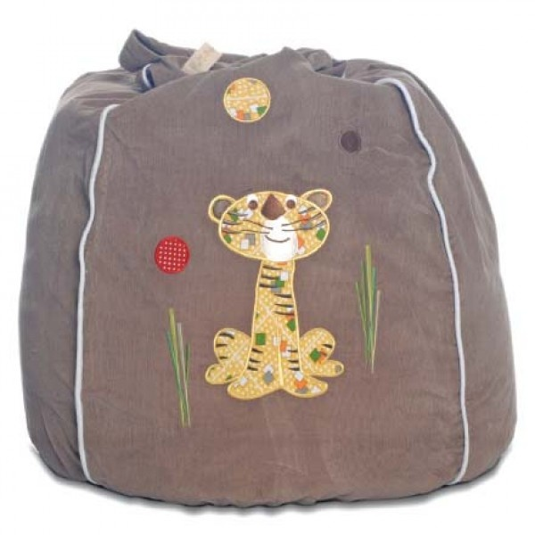 Tiger Tribe - Timmy Tiger Bean Bag Sand